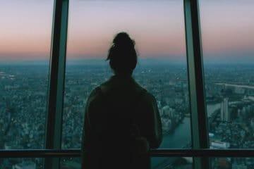 Trennung von jemandem