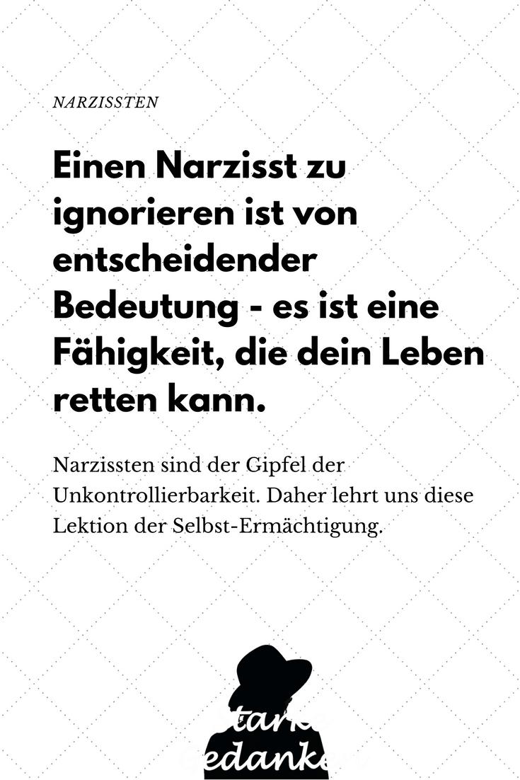narzisst meldet sich wieder