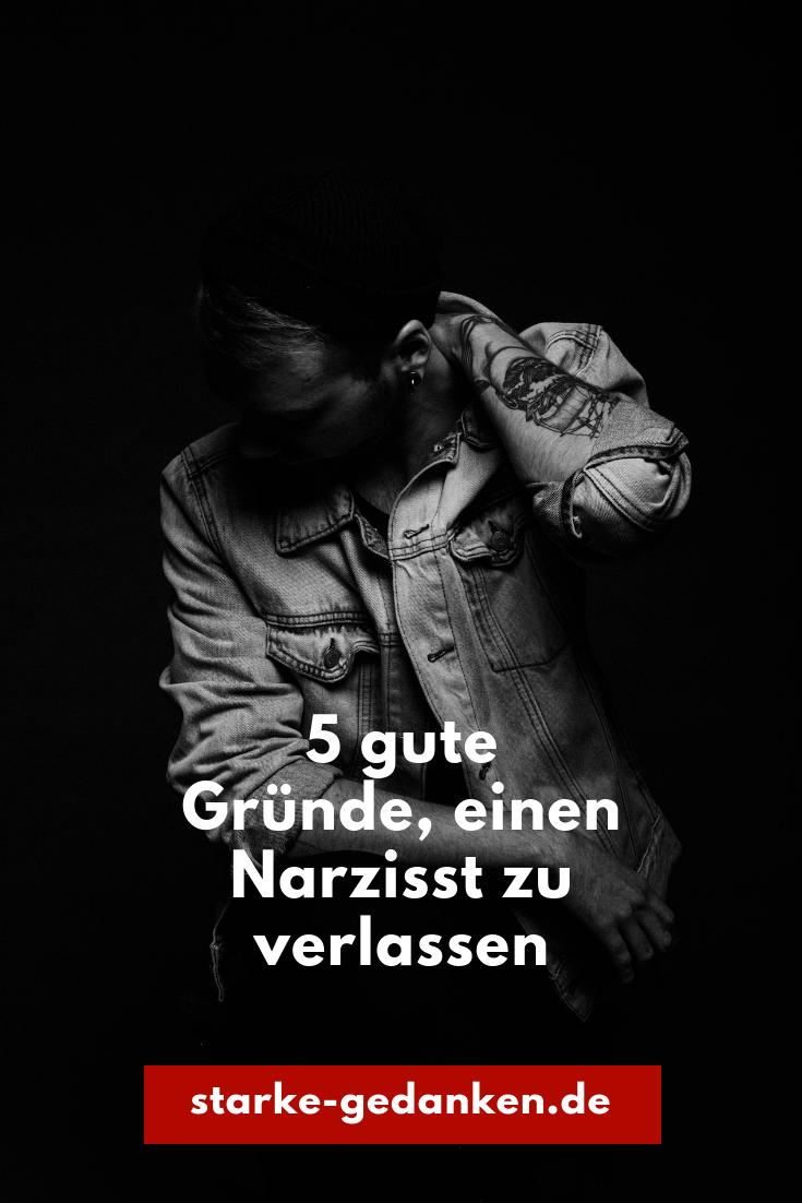 Narzissten verlassen Gründe