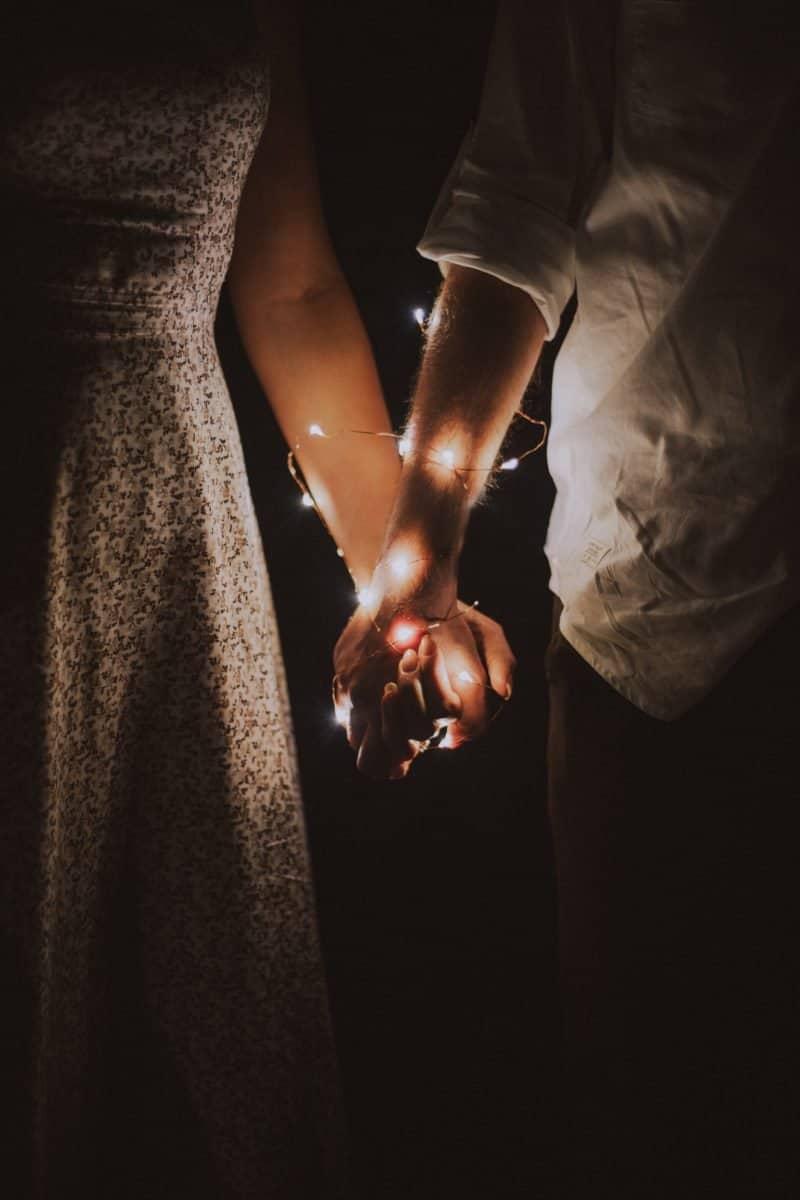 Wenn Zwei Menschen Füreinander Bestimmt Sind Dann Wird Sie