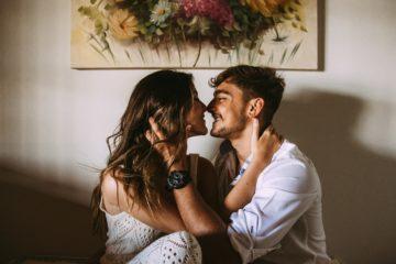 11 Dinge, die alle glücklichen Paare tun, bevor sie schlafen gehen