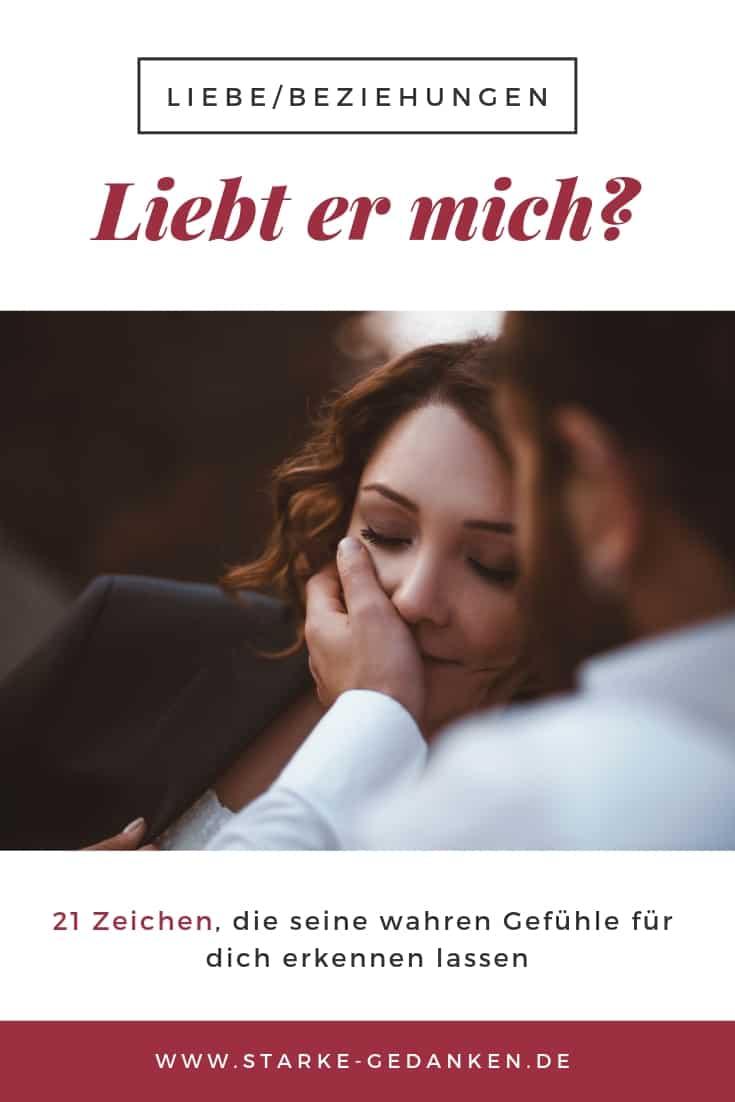 """""""Liebt er mich"""" - 21 Zeichen, die seine wahren Gefühle für dich erkennen lassen"""