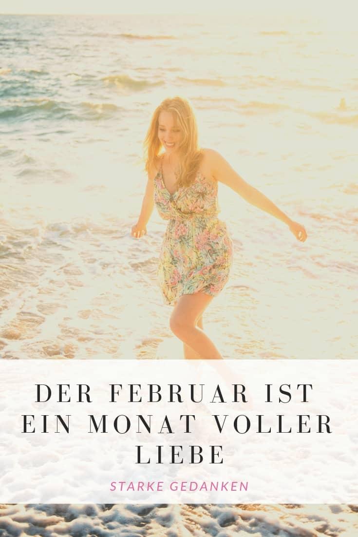 Der Februar ist ein Monat voller Liebe