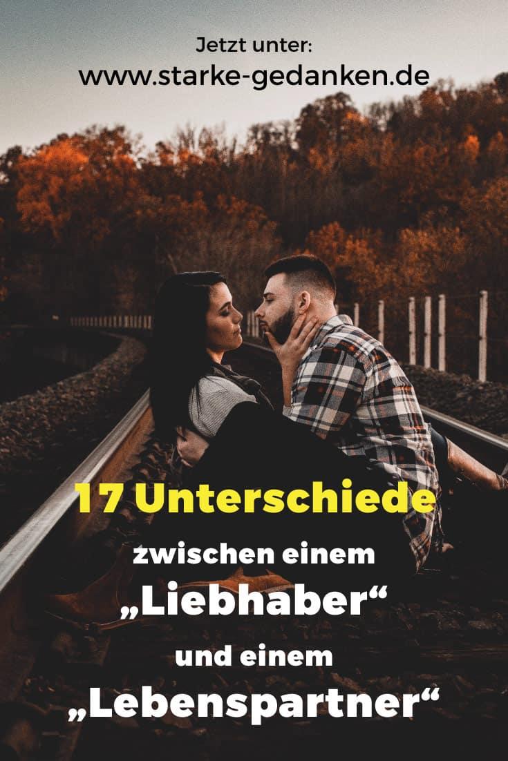 """17 Unterschiede zwischen einem """"Liebhaber"""" und einem """"Lebenspartner"""""""