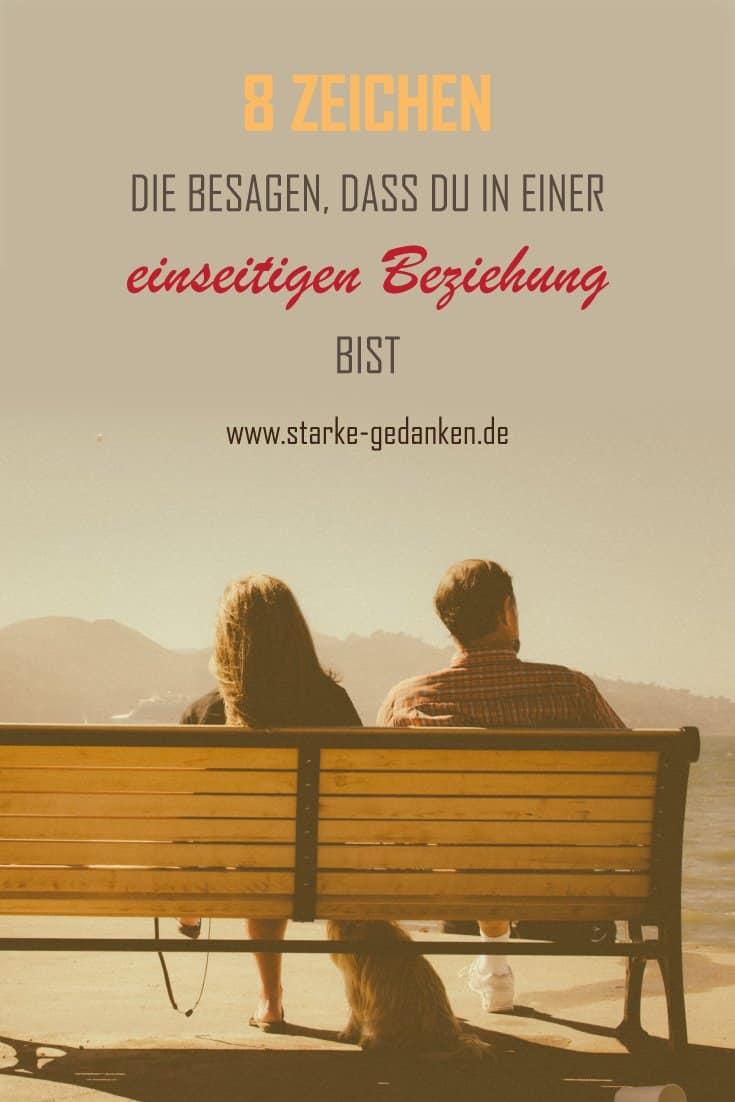8 Zeichen, die besagen, dass du in einer einseitigen Beziehung bist