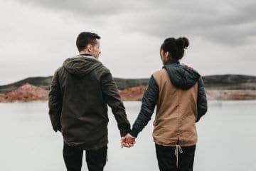 Wenn du jemanden liebst, dann musst du ihm sagen, wenn du wütend auf ihn bist