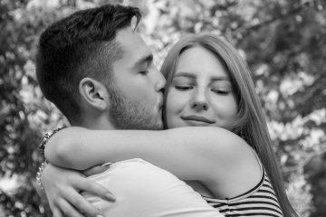 Ein echter Mann stellt seine Frau immer an die erste Stelle