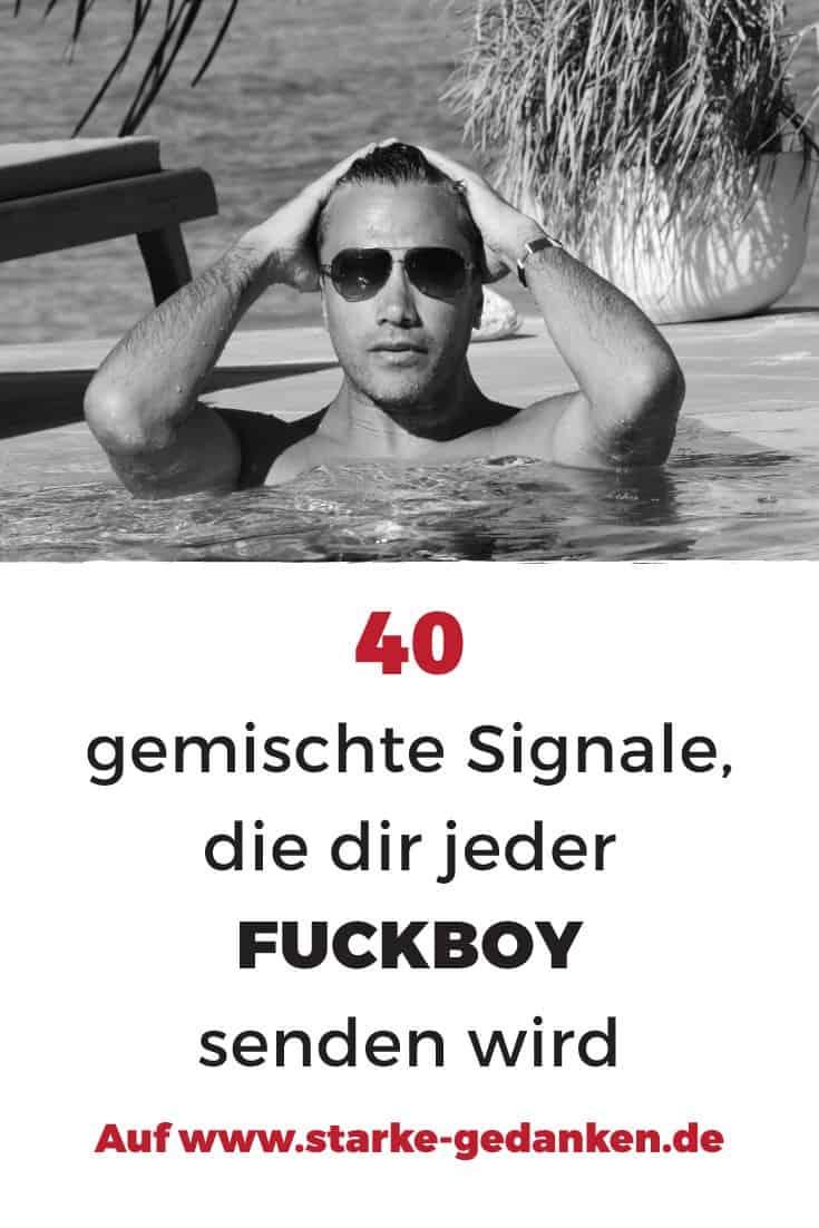 40 gemischte Signale, die dir jeder Fuckboy senden wird