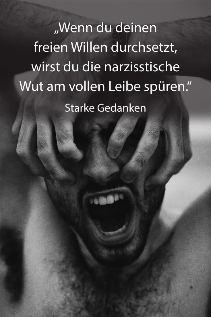 Narzisstische Wut: Das ist es, was passiert, wenn man einen missbräuchlichen Narzissten verlässt
