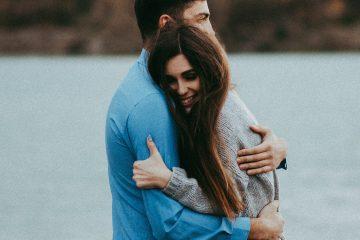 Von dem Tag an, an dem ich dich traf, wusste ich, dass ich dich für immer lieben werde