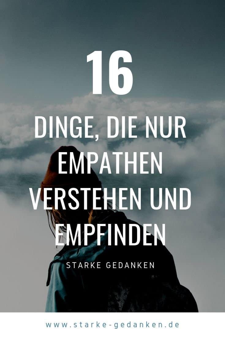 16 Dinge, die nur Empathen verstehen und empfinden