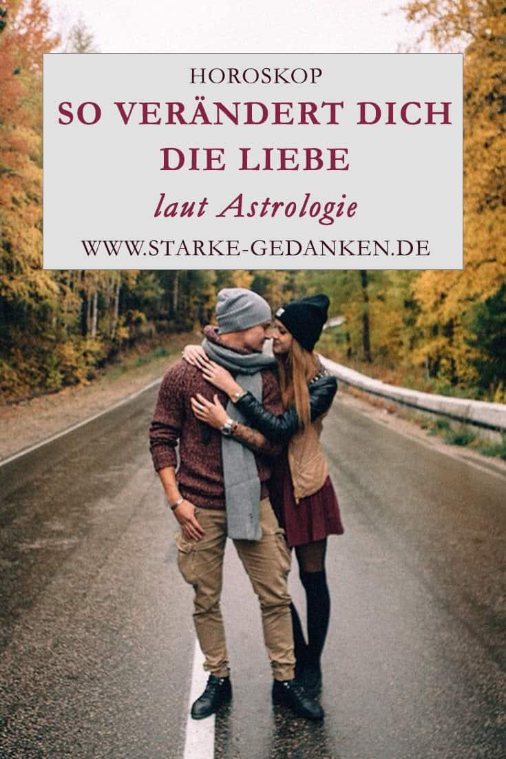 So verändert dich die Liebe laut Astrologie