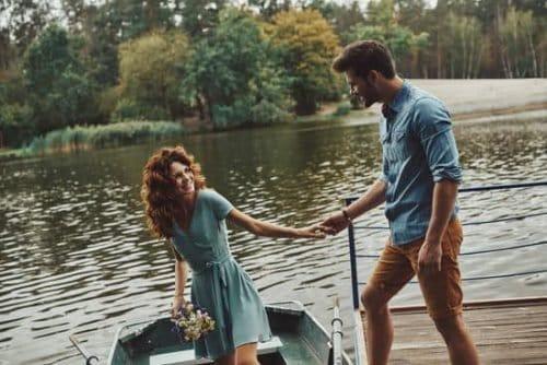 Die Art von Mann, die Sie daten möchte