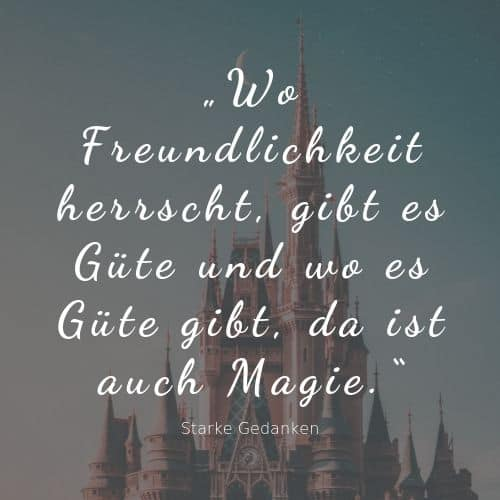 Disney Sprüche Deutsch