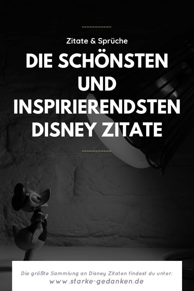 Die schönsten und inspirierendsten Disney Zitate