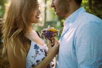 Jeder Mann kann dir sagen, dass du schön bist - warte auf den, bei dem du dich schön fühlst