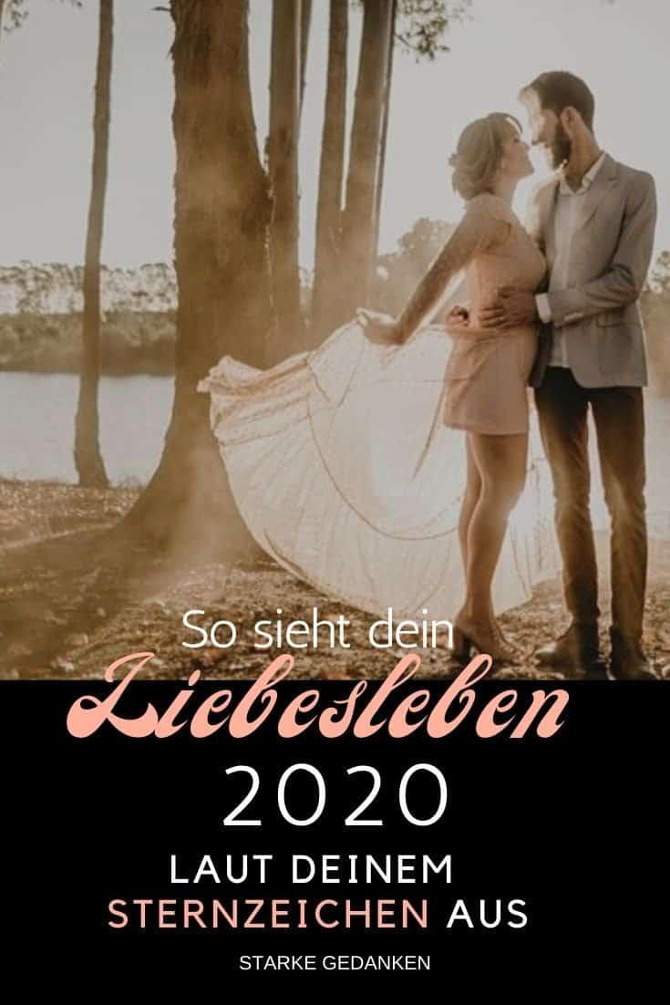 So sieht dein Liebesleben 2020 laut deinem Sternzeichen aus
