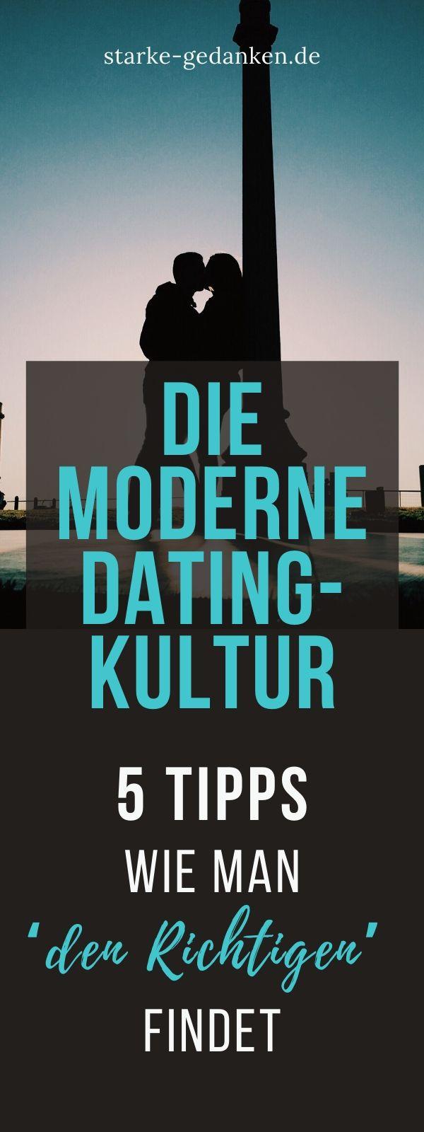Die moderne Dating-Kultur: 5 Tipps, wie man 'den Richtigen' findet