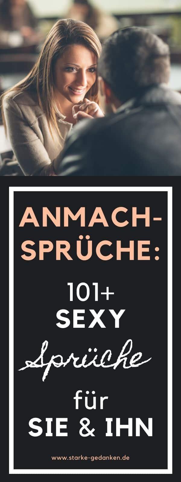 Anmachsprüche: 101+ sexy Sprüche für Sie und Ihn