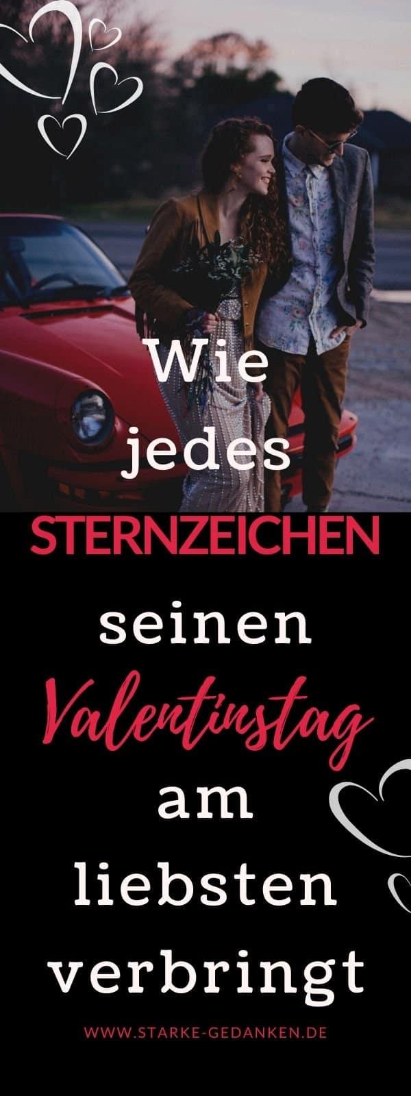 Wie jedes Sternzeichen seinen Valentinstag am liebsten verbringt