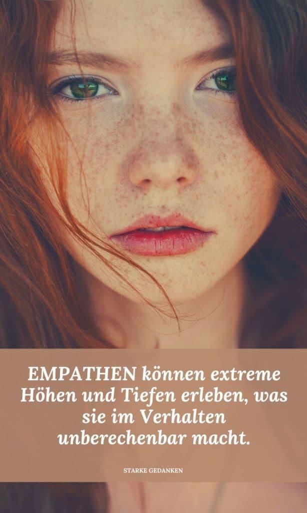 Empathische Menschen