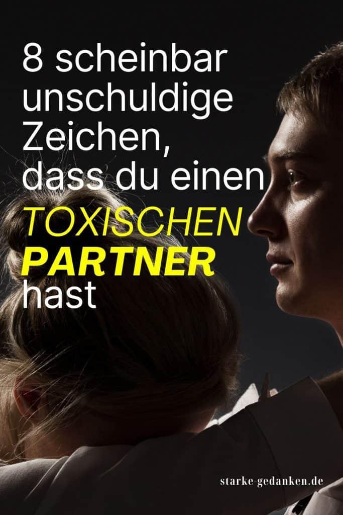 toxischer Partner