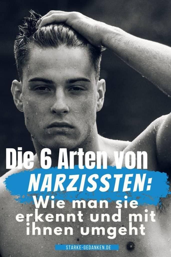 Narzissmus Typen: Wie man sie erkennt und mit ihnen umgeht