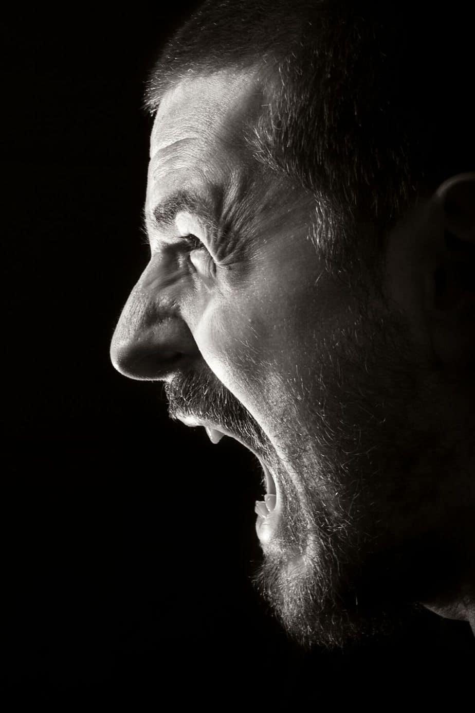 Narzisstische Wut: Das passiert, wenn man einen Narzissten