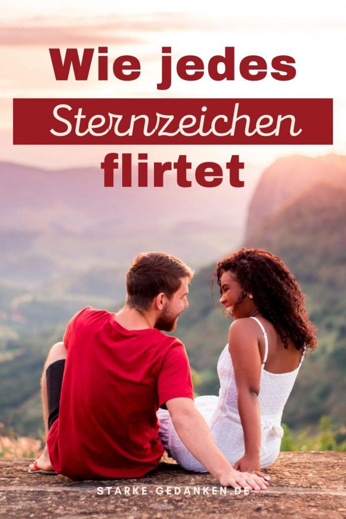 Flirthoroskop: Wie flirtet Ihr Sternzeichen?