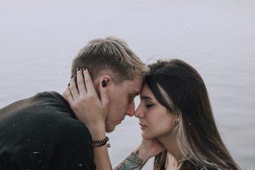 Wahre Liebe heißt, jemanden anzutreiben besser zu werden, aber ihn nicht zu zwingen sich zu ändern