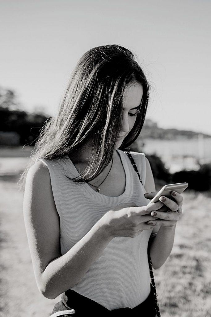 Texting-Verhalten