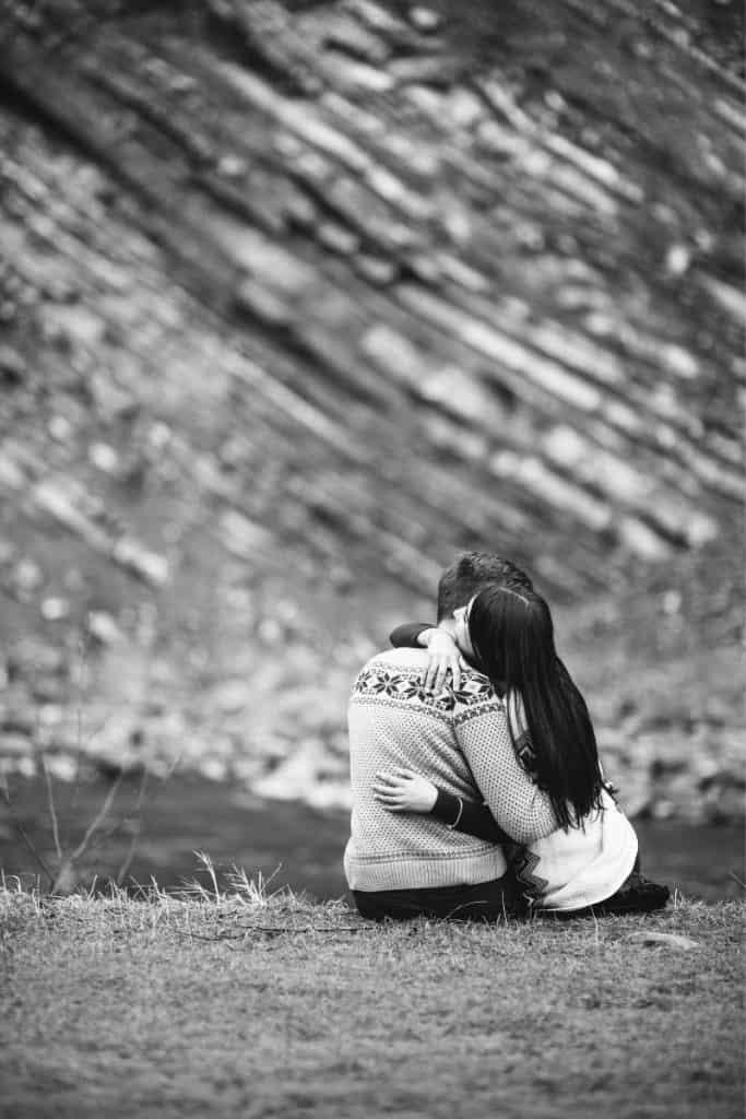 einseitige Liebe