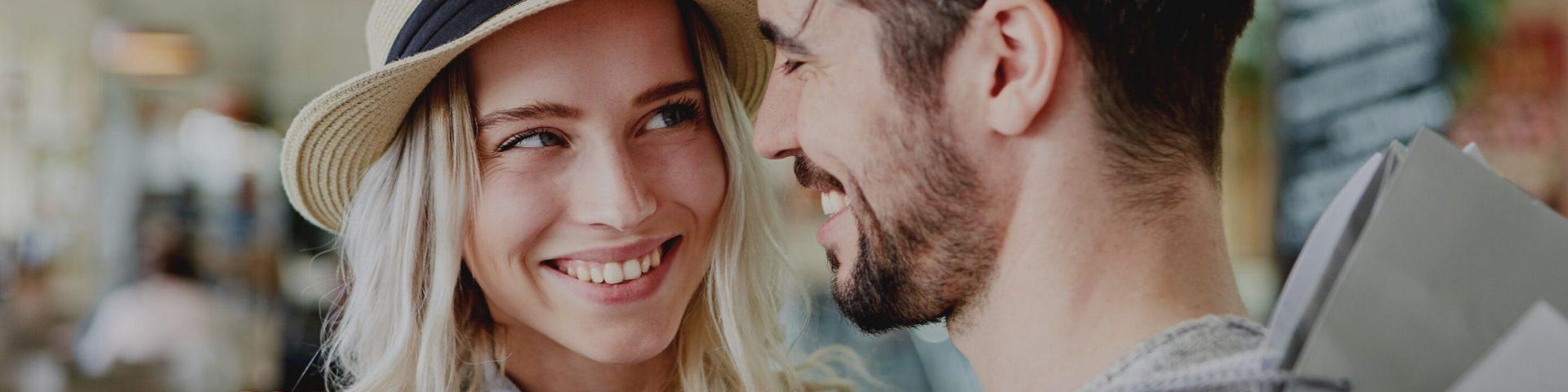 Flirttechniken für frauen flirten