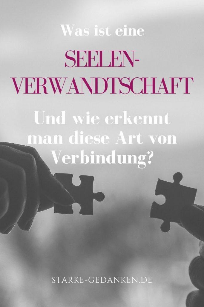 Heißt seelenverwandte was Beziehungstipps: Warum
