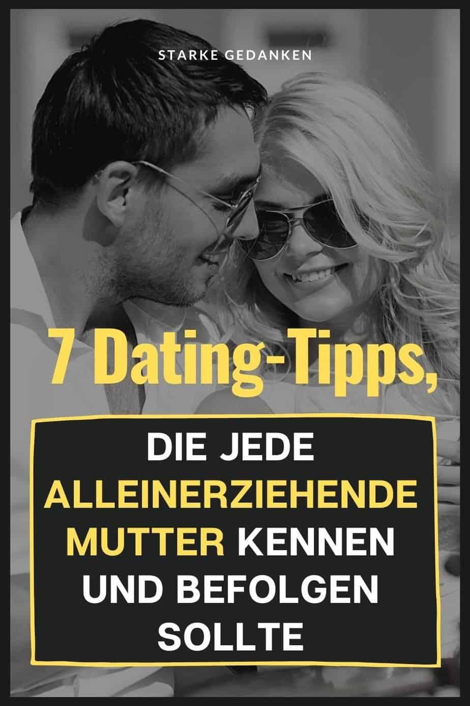 Alleinerziehende mutter online-dating