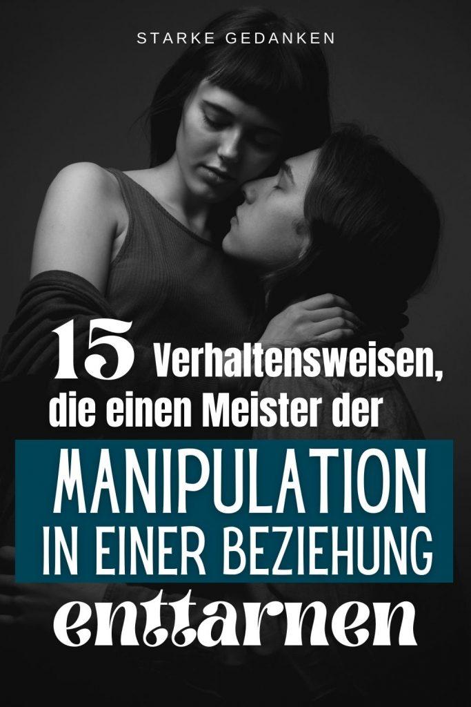 Menschen sprüche manipulation Menschen manipulieren