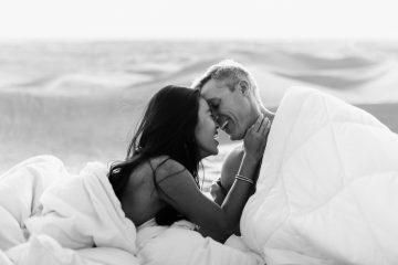 10 große Unterschiede zwischen Liebe machen und nur Sex