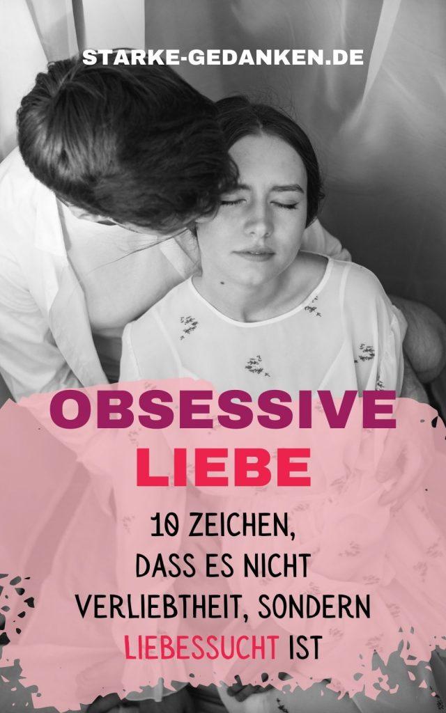 Obsessive Liebe